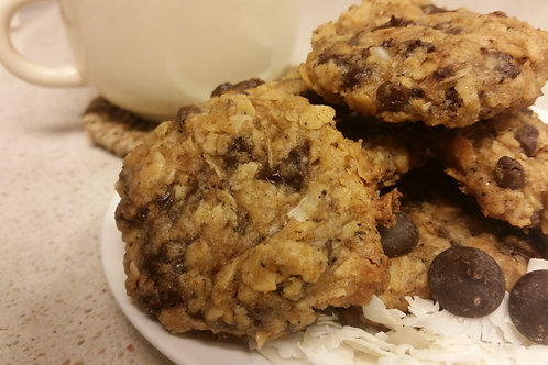 Cocopeanut Choco