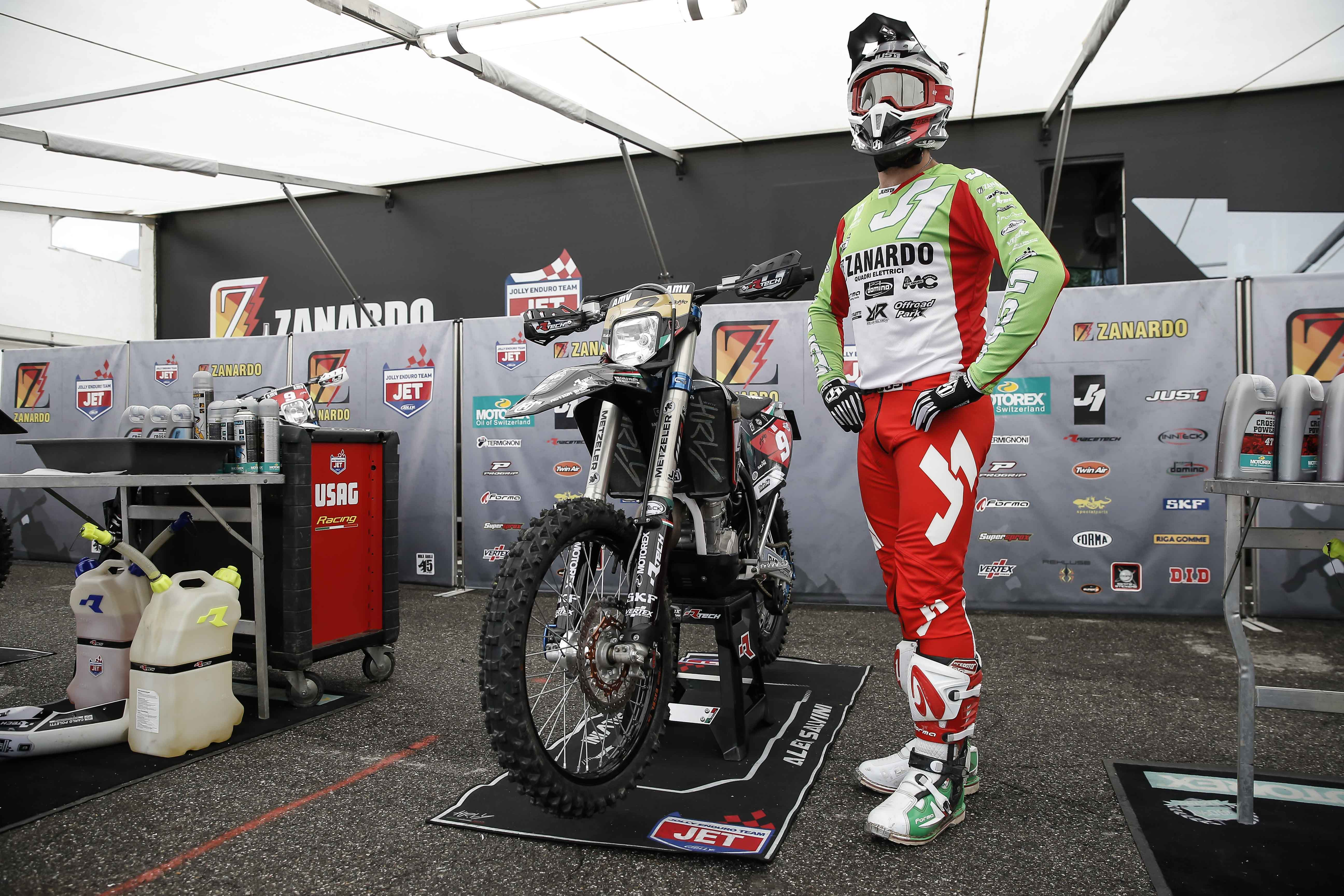 alex salvini husqvarna jolly enduro