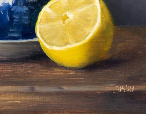 Blue Willow and Lemon_3