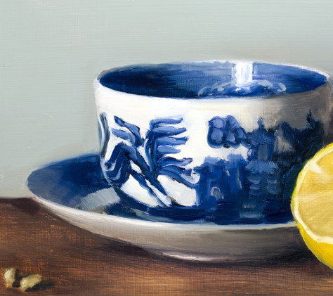 Blue Willow and Lemon_4