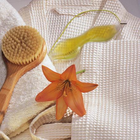 The Skin-E: Dry Brushing