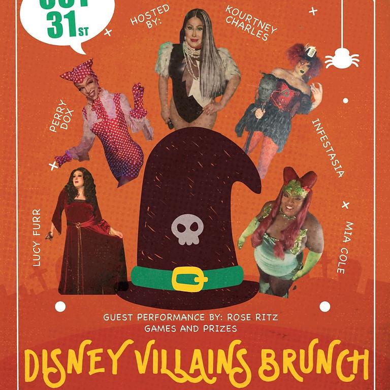 Disney Villains Brunch