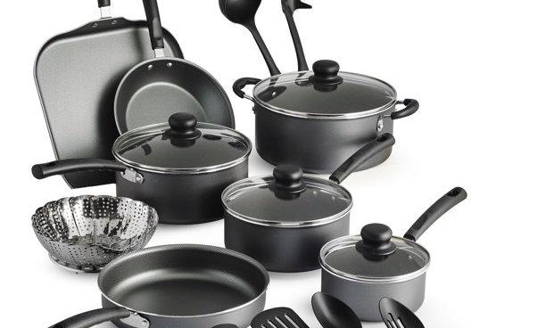 Tramontina 18 piece Non-stick cookware set