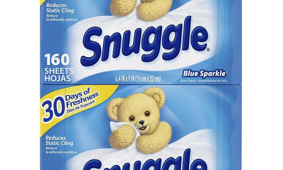 snuggle blue sparkle sheets 2 pack