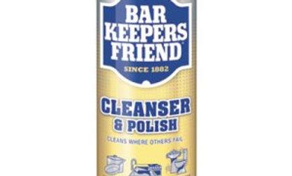 Bar Keepers Friend Powder Cleanser & Polish