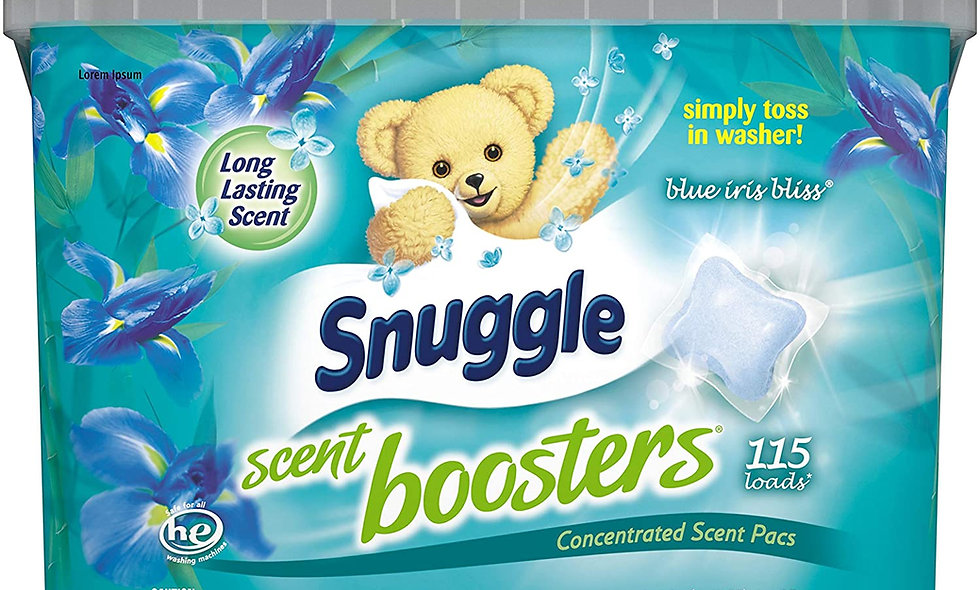 Snuggles scent boosters