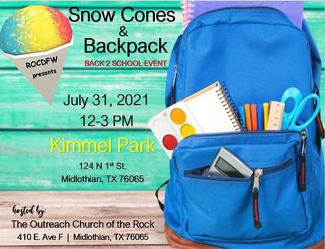 SnoCones and BackPacks.PNG