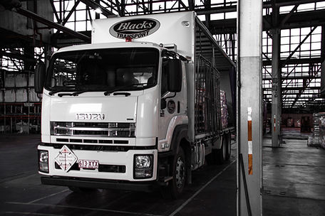 Blacks Transport 12Tonne Isuzu