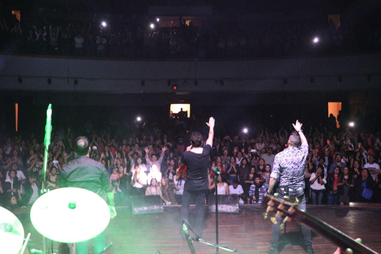 Banda 21 - 18/09/16 Teatro del Huert