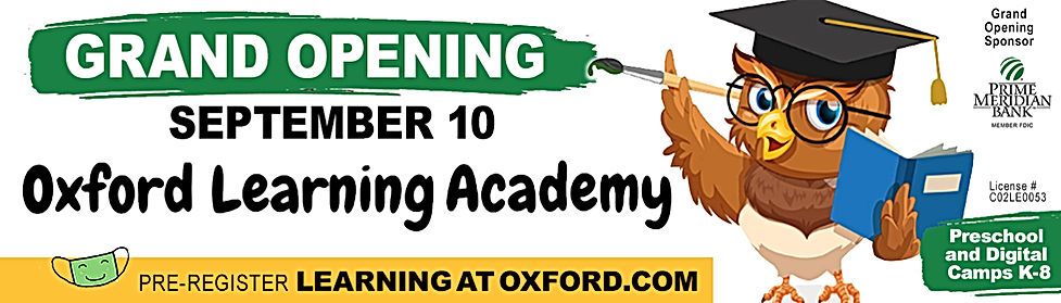 PMB Oxford Learning Academy Grand Openin