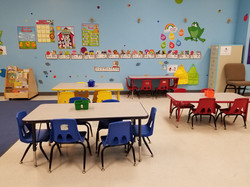 3 Years Old- (Wise Owls Classroom)