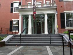 Brown Maddock Hall