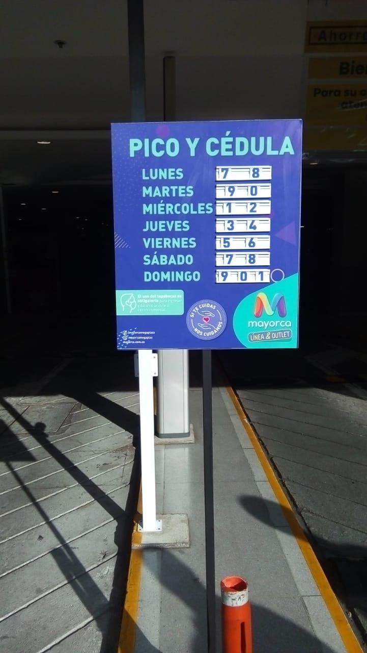 COLOMBINA PICO Y CEDULA