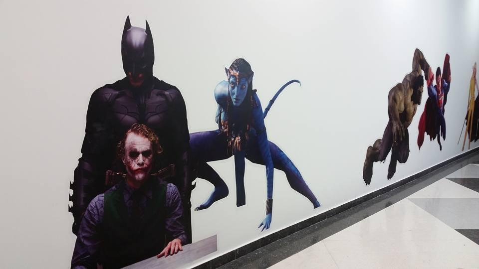 adhesivos mural