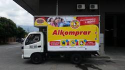 branding camion