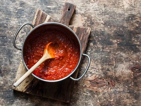 Passata D'Italia (homemade meat sauce - available in sizes))