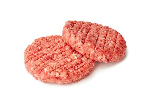 Sirloin Beef Burger (6 oz - pack of 4)
