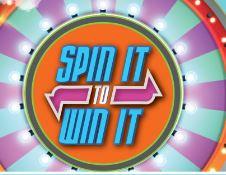 Week#2- Spin it to Win it