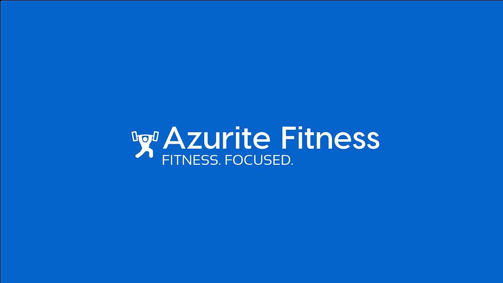 Azurite Fitness logo