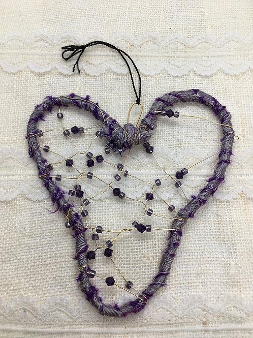 Purple Heart Decoration