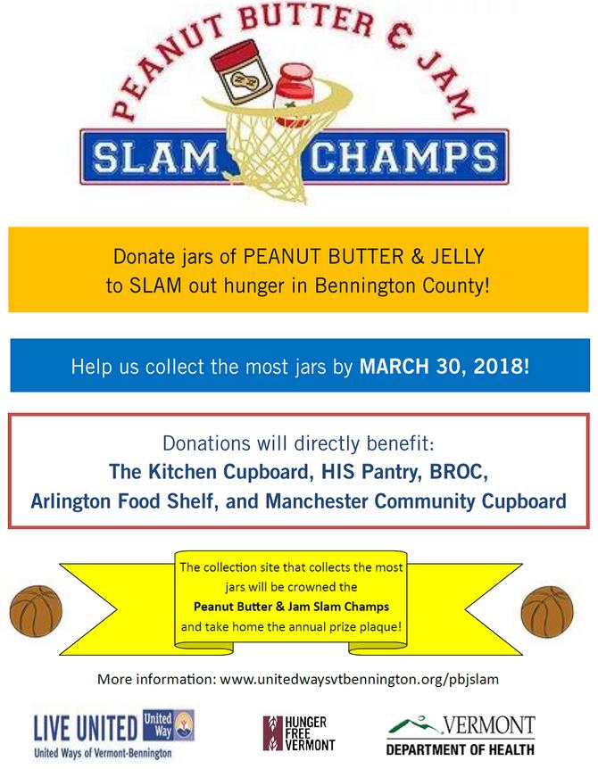 Peanut Butter & Jam Slam