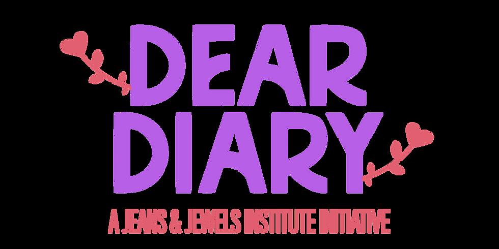 Dear Diary Informational Meeting