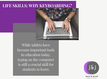 Keyboarding - A must needed Life Skill!