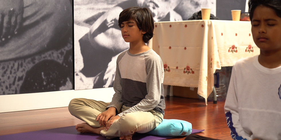Breathing and Meditation for Kids 8-11 Years