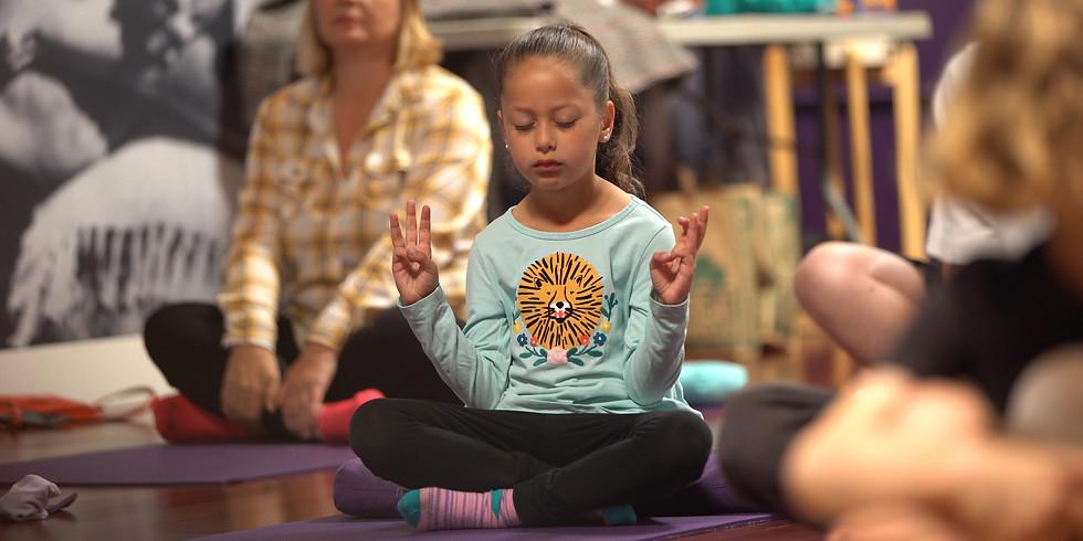 Vibras Meditation for Kids 4-7