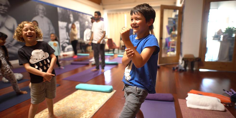 Vibras Meditation for Kids 8-11