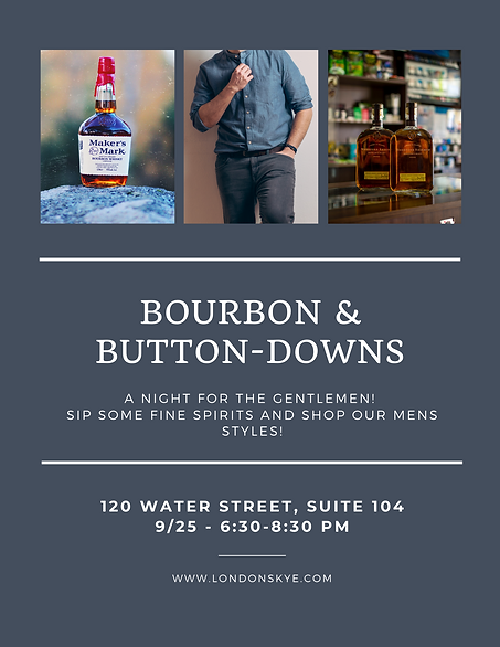 Bourbon & Button-downs