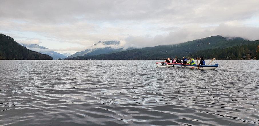 Battleship Island Sproat Lake BC