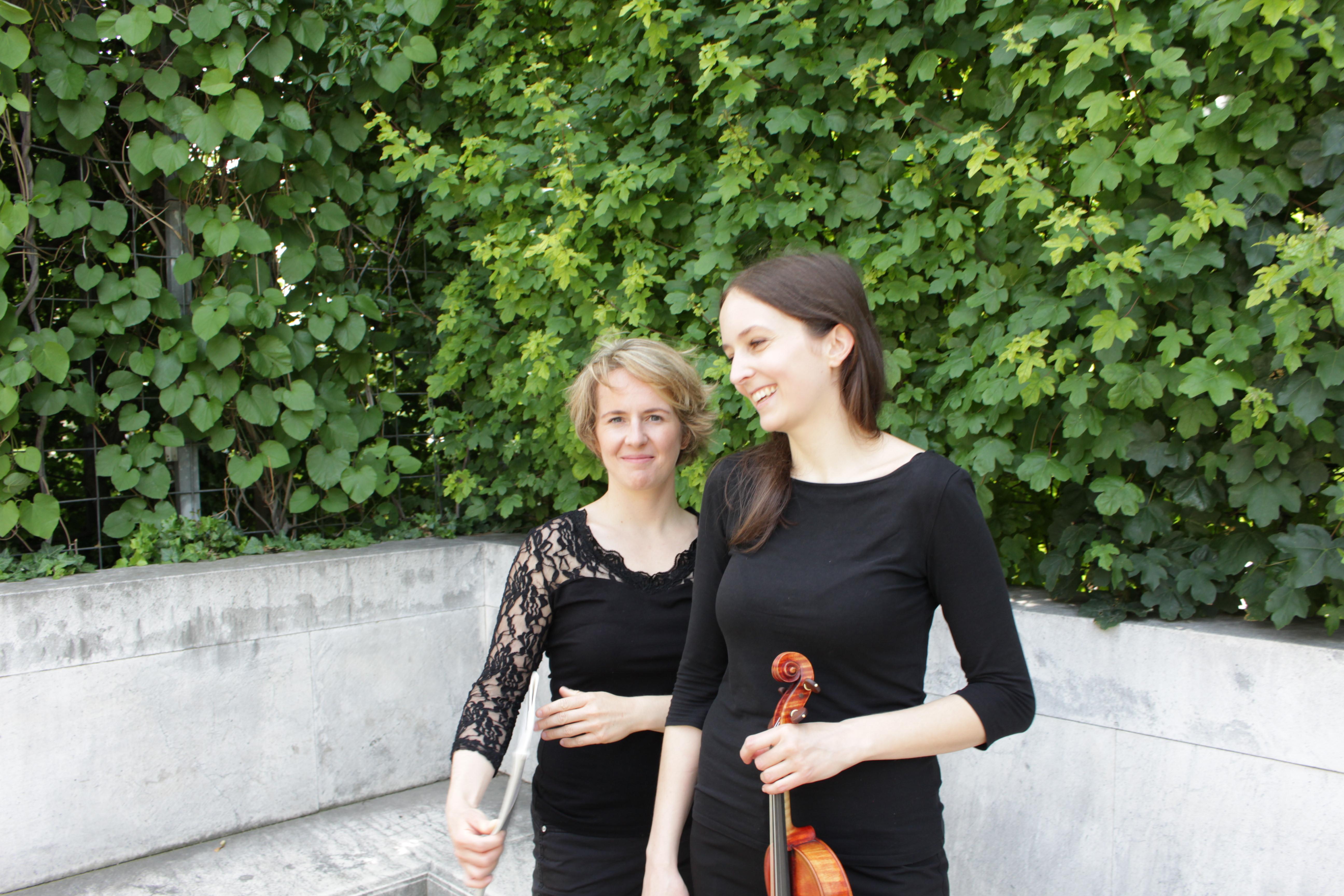 Konzert Duo Murnig Schützenberger