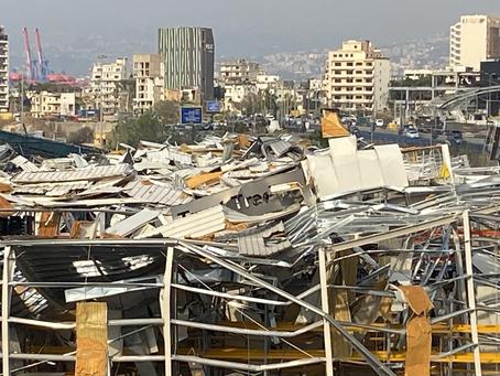 Première mission O.U.L à Beyrouth