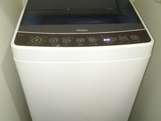 東京都 中野区 洗濯機 取り付け