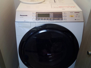 東京都 世田谷区 ドラム式洗濯機 取り付け