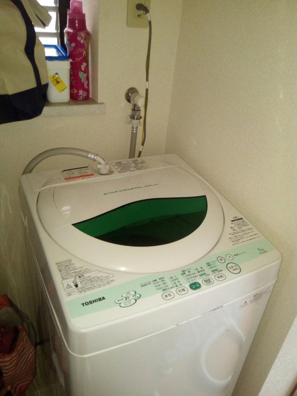 新宿区 洗濯機 設置