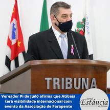Pi do Judô afirma que Atibaia terá visibilidade internacional com evento da Associação de Parapente