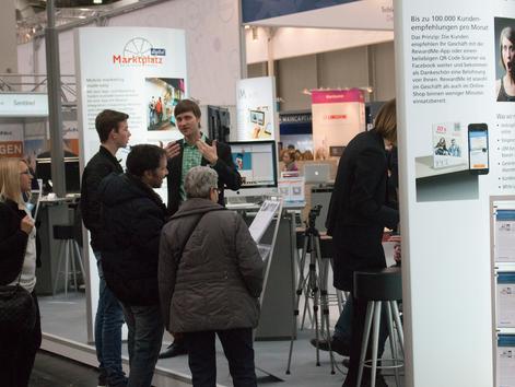 CeBIT 2015: Jetzt Plätze am Gemeinschaftsstand Bremen sichern