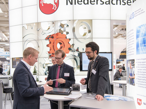 HANNOVER MESSE 2016: