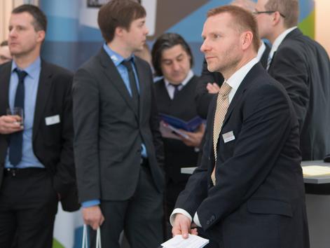 Auf der CeBIT 2011 präsentieren: Gemeinsam ist es günstiger, und zudem ist eine Förderungen möglich