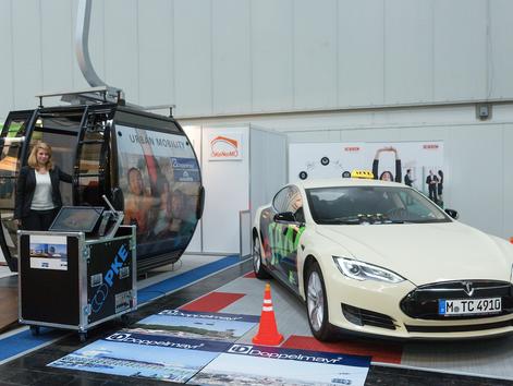 Automatisierung in der Logistik: Gemeinsam zum Lückenschluss – zu erleben auf der Hannover Messe19