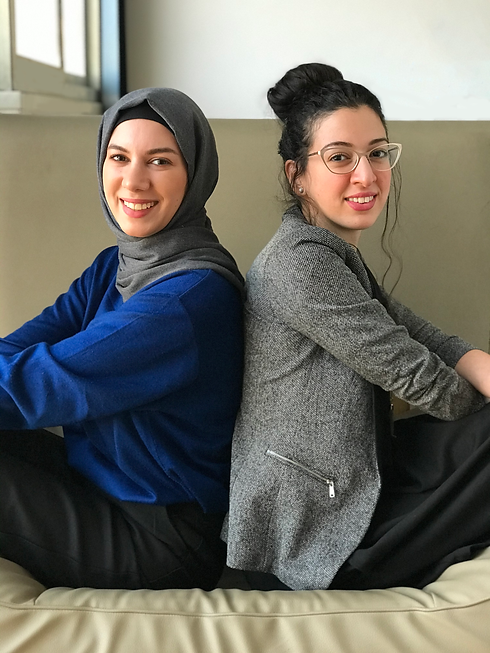 Nada & Rana Elhadedy