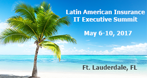 Presentes en la Latin American Insurance IT Executive Summit