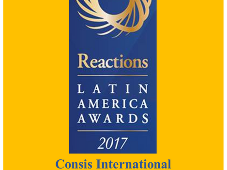 Reactions 2017 LatAm Winner