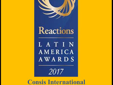 Reactions 2017 LatAm Winner