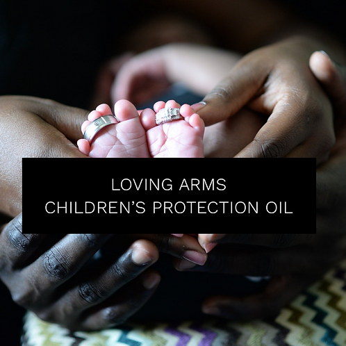 Loving Arms ( children's protection oil)