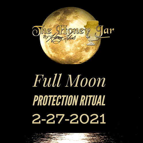 Full Moon Protection Ritual