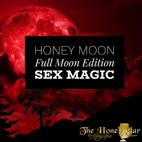 "Honey Moon ""Sex Magic Oil"""