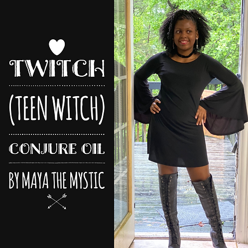Twitch (Teen Witch) Conjure by Maya